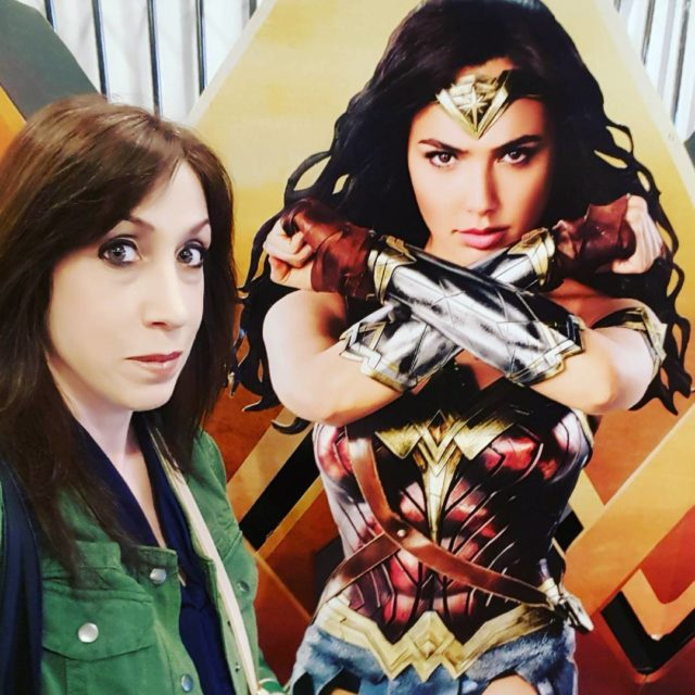 So ready for WonderWoman movie! thesusanrichard