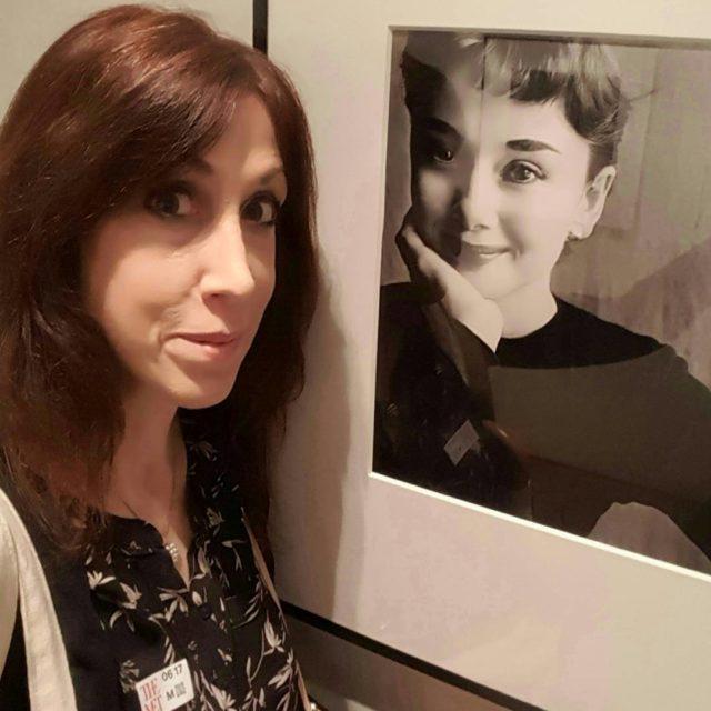 Hangin with Audrey at the Met! met metropolitanmuseum metropolitanmuseumofart audreyhepburnhellip
