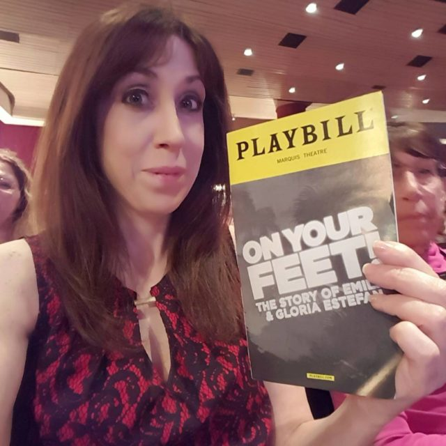 OnYourFeet on Broadway!