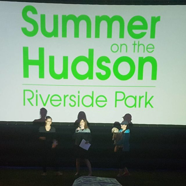 Great night at summeronthehudson screening of FeralLove documentary! Thrilled tohellip