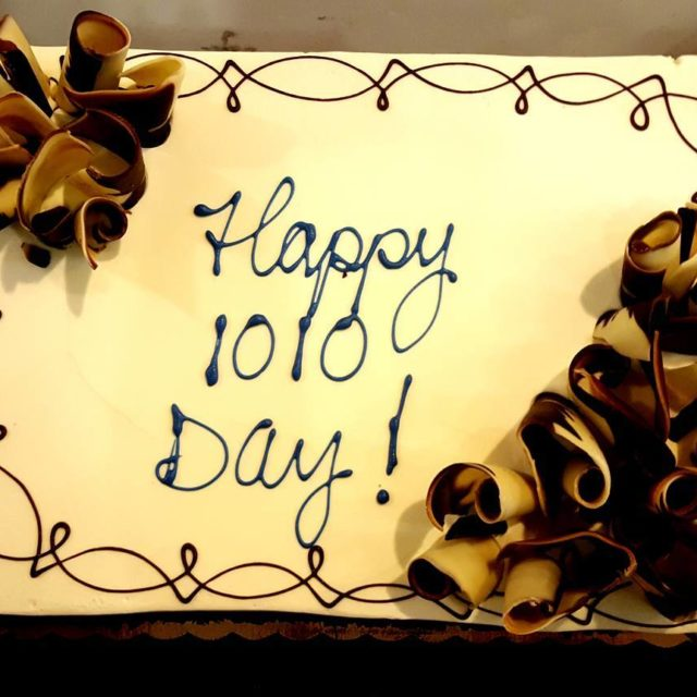 Happy 1010 Day!!