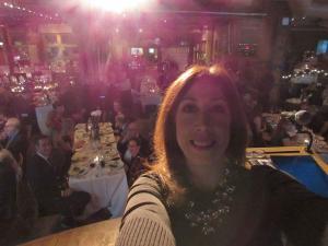 Susan At ACC Gala - 2