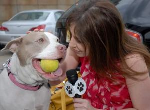 Susan & Marla The Rescue Dog