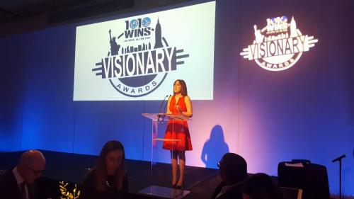 1010 WINS 2017 Visionary Awards