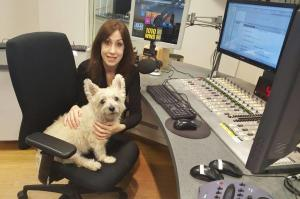 susan and nick the dog