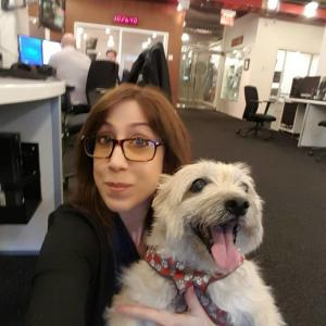 susan and nick the dog -2
