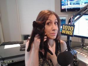 susan and sydney the cat